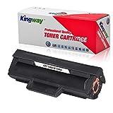 Kingway Tóner 106A (con chip) compatible con HP 106A W1106A para HP Laser 107a 107r 107w MFP 135a 135r 135w 135wg MFP 137fnw 137fwg (1 negro)
