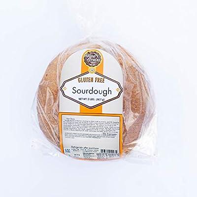 New Grains Gluten-Free Sourdough Bread Loaf