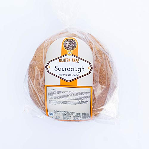 New Grains Gluten-Free Sourdough Bread, 32 oz Loaf