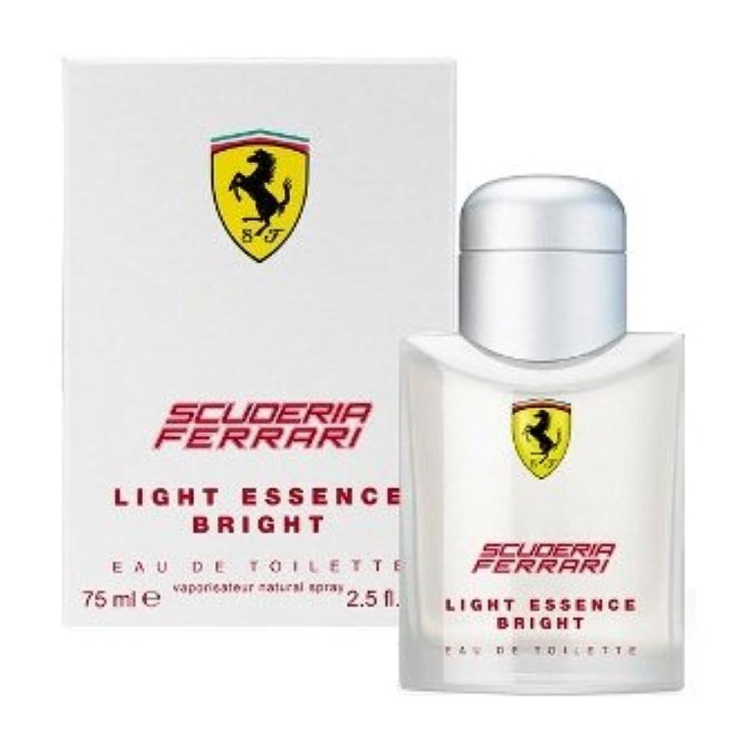 ミシン目細心の主観的フェラーリ 香水 ライトエッセンス ブライト ET 75ml SP 【並行輸入品】