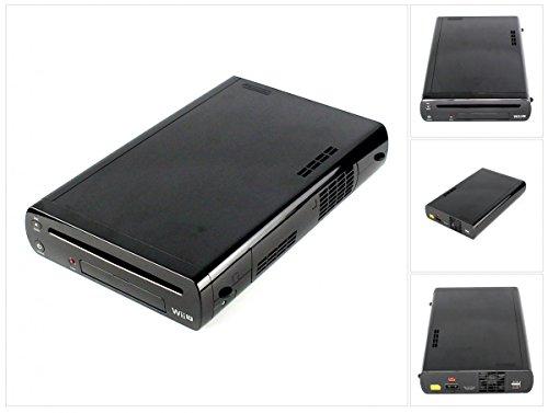Nintendo Wii U Konsole 32 GB in Schwarz - nur Konsole, ohne Zubehör
