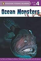 Ocean Monsters (Penguin Young Readers, Level 4)