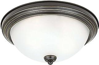 Sea Gull Lighting 79565BLE-782 3-Light Wheaton Close to Ceil