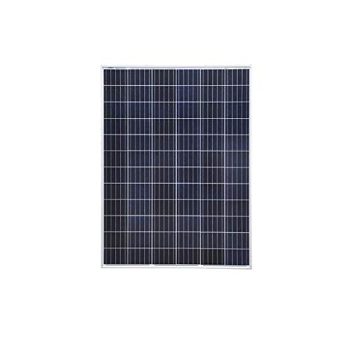 YILANJUN 200 Watt Polycrystalline Solar Panel, Used To Charge 24v Battery, High Efficiency Module Power, 24V Photovoltaic Panel Household Power Generation Outdoor Lighting