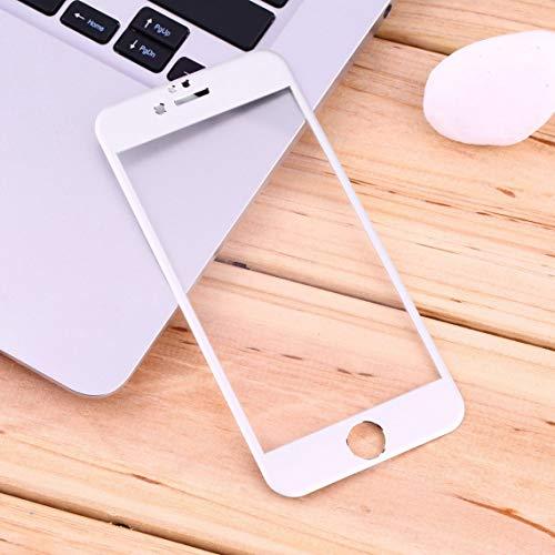 Momorain Anti-Huella Digital a Prueba de explosiones Aleación de Titanio Cubierta de Cobertura Completa Película Protectora de Pantalla de Vidrio Templado para iPhone 6