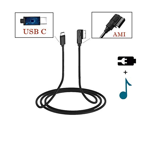 Media Interface Consumer Kabel für COMAND-APS NTG4.5 System, 2020 Upgraded Version für iP 11 Pro Max X XR 8+ Mercedes Benz C E A B G SLK CLS GLK SL 2011-14