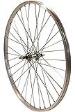 Redondo 28 Zoll Hinterrad Laufrad 28' Kasten Felge für 5-7 Schraubkranz Silber