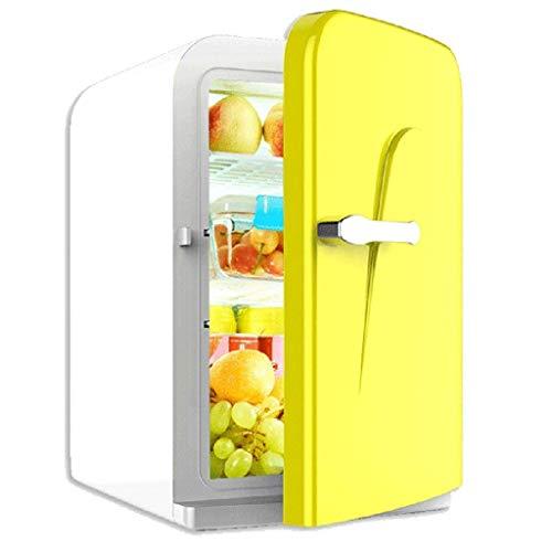 LHQ-HQ Refrigerador del Coche Compacto de 16 litros de Refrigeración/cálido, Mini refrigerador for Autos, Viajes por Carretera, hogares, oficinas y dormitorios