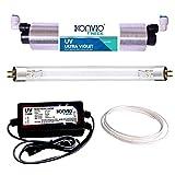 Konvio Neer UV Set 11-Watt Lamp + UV Chamber + AC Power Choke(Adaptor) for All RO Water Purifier (UV RO Kit)