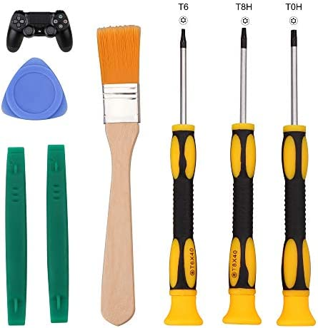 T6 T8 T10 Screwdriver Tool Set for Xbox One Xbox 360 Controller and PS3 PS4 Console Repair Security product image
