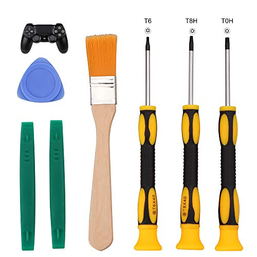 T6 T8 T10 Screwdriver Tool Set for Xbox One Xbox 360 Controller and PS3 PS4 Console Repair Security...
