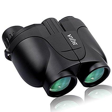 G4Free Binoculars Mini Compact 10x25 Binocular HD for Bird...