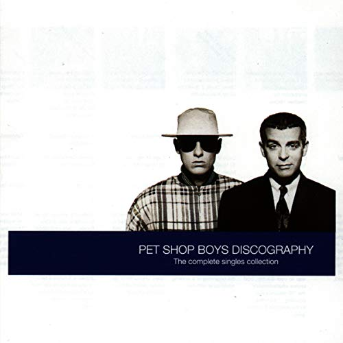 Pet Shop Boys: Discography - The Complete Singles Collection (Audio CD (Import))