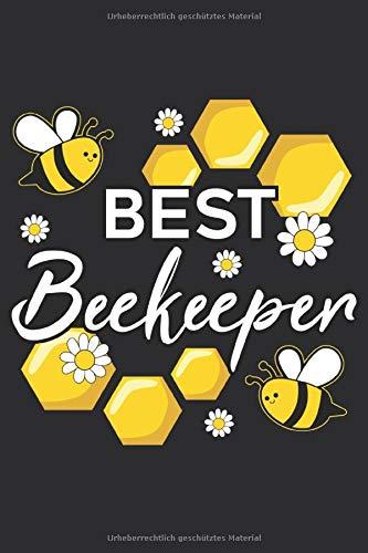 Imker Notizbuch: Ein perfektes Geschen für Imker und Bienen Liebhaber