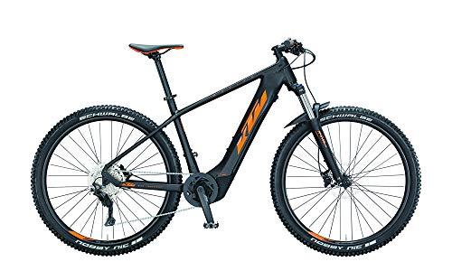 KTM MACINA Team 293 Herren E-Bike Pedelec 2021, Farbe:schwarz, Rahmenhöhe:53 cm, Akku:625 Wh