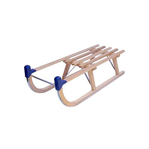 Sport1 houten slee (Bob) / wooden sledge (Bob)