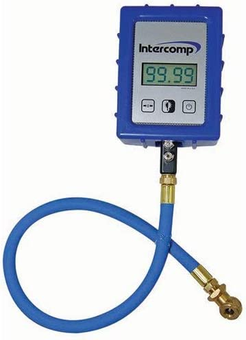 Intercomp 360045 BC Digital Tire Gauge 0 99 99 psi product image
