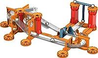 Sistema di costruzione meccanico e magnetico Il set contiene 2 barrette magnetiche e 9 sfere metalliche I 104 elementi meccanici in plastica sono la base del sistema Gravity Prodotto STEM, in grado di stimolare approfondimenti scientifici