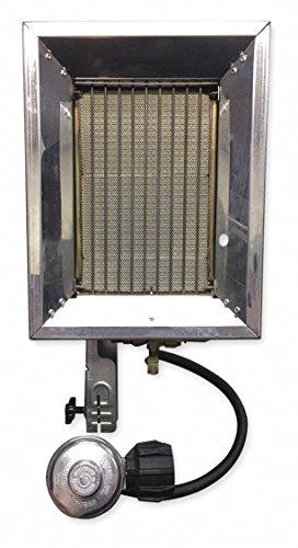 16000 BtuH Tank Top Portable Gas Heater, LP