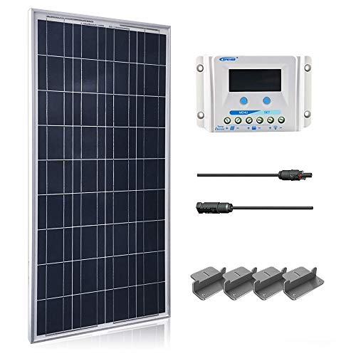 ACOPOWER Polycrystalline Solar Panel Charger