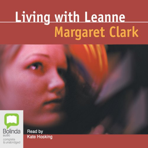 Living with Leanne audiobook cover art