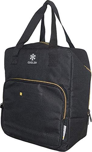 JCB Travel Cooler Bag   On-The-Go Insulated Food and Drink Cooler Bag with...