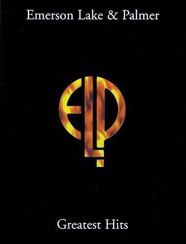 Emerson, lak en palmer: zeer goed hits. Voor piano, zang & gitaar (met handgreepafbeeldingen)
