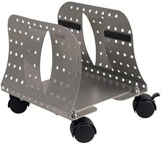Allsop Metal Art Cpu Stand - Steel - Pewter (27761)