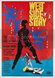 West Side Story - Italian – Wall Poster Print – A3 Size