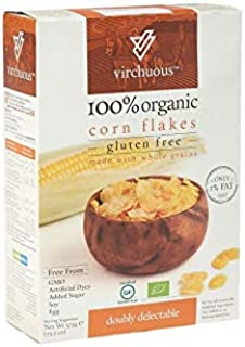 Virchuous Corn Flakes, 375 gm