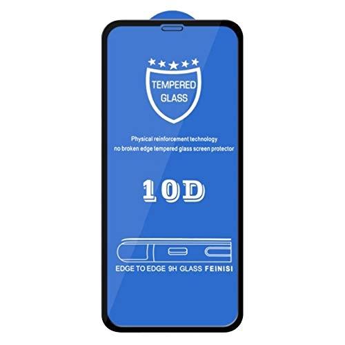 Nieuwe Tangyong CL 9H 10D Volledig Scherm Gehard Glas Screen Protector voor iPhone X/XS/XI (2019)