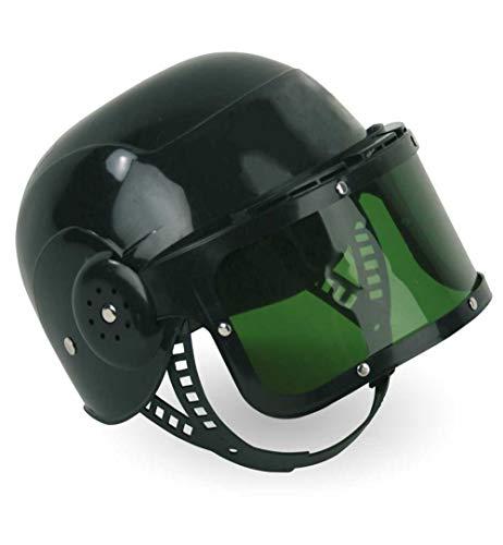 KarnevalsTeufel Helm Polizei FBI SWAT Spielzeug-Schutzhelm für Kinder