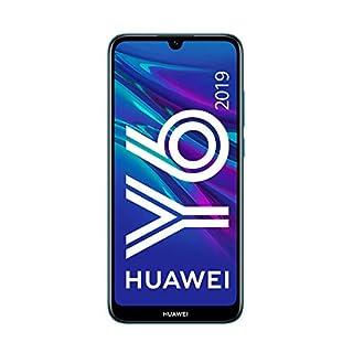 """Huawei Y6 2019 - Smartphone de 6.09"""" (RAM de 2GB, Memoria de 32GB, 3020 mAh, Cámara de 13 MP), EMUI 9.0, Color Azul (B07N8PGY23)   Amazon price tracker / tracking, Amazon price history charts, Amazon price watches, Amazon price drop alerts"""