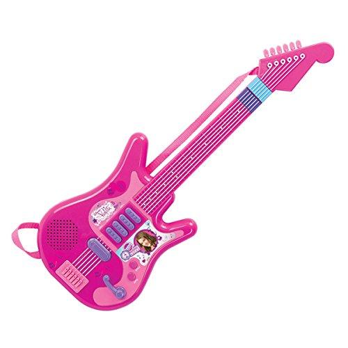 Smoby 7600027228 - Gitarre, Violetta