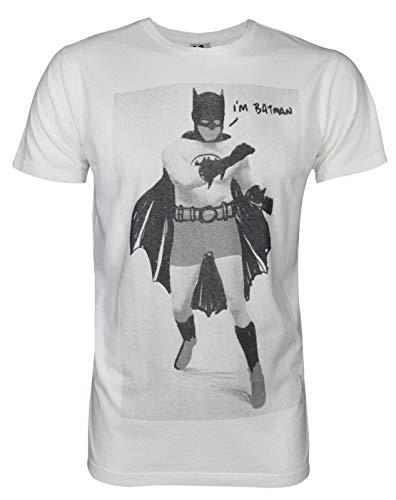 Junk Food Batman I'm Batman Men's T-Shirt