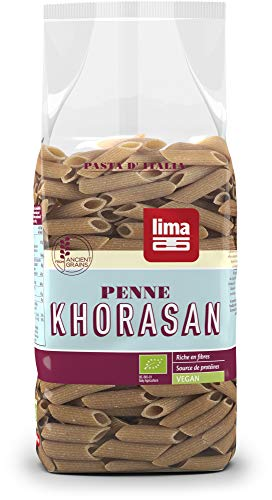 Lima Bio Penne Pasta aus Khorasan-Weizen (6 x 500 gr)