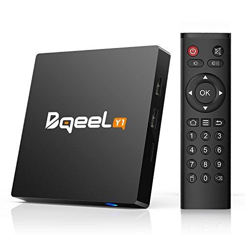 Bqeel Android TV Box 7.1 1GB/8GB Y1 TV...