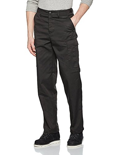 Mil-Tec Herren Us Ranger Hose,schwarz,XL