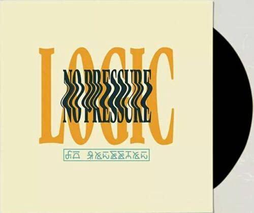 No Pressure - Exclusive Limited Edition Black Color Vinyl 2x LP (Rare Cover)