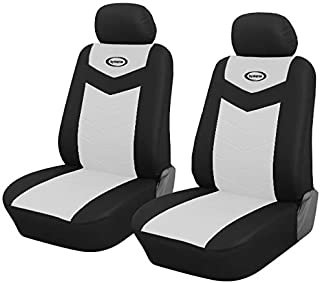 Pair of Front Set Car Seat Covers for GMC Acadia 2007-2019 (Sahara)