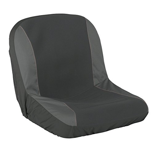 Classic Accessories Lawn Tractor Neoprene Seat Cover, Medium