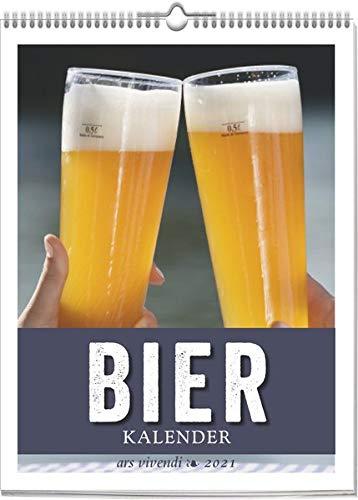 Bier-Kalender 2021: Wochenkalender mit Fotografien und Zitaten - Bierkalender 2021 - Das perfekte Geschenk für jeden Bierliebhaber