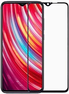 For Xiaomi Redmi Note 8 Pro 5D glass screen protector - Black