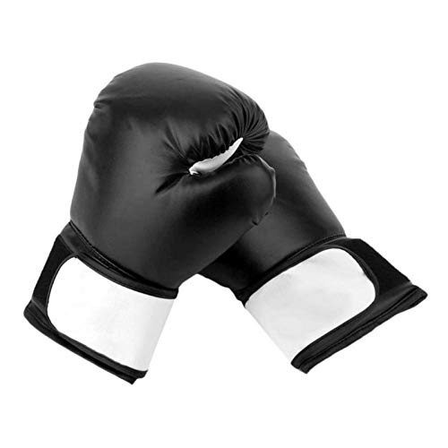 Boxing Gloves For Unisex Kickboxing Bagwork Gel Sparring Training Gloves Muay Thai Style Mitts Fight Gloves-02