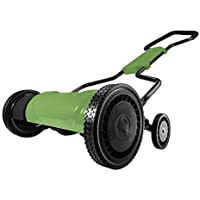 Martha Stewart Razor Sharp Cutting Blade Silent Push Reel Mower