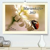 Marienkaefer / 2022 (Premium, hochwertiger DIN A2 Wandkalender 2022, Kunstdruck in Hochglanz): Der Kalender zeigt bunte Makroaufnahmen des Marienkaefers (Monatskalender, 14 Seiten )