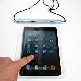 お風呂もOK! iPad mini 防水ポーチ 透明 ポーチ2枚入 日本製