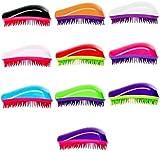Cepillo desenredante multicolor