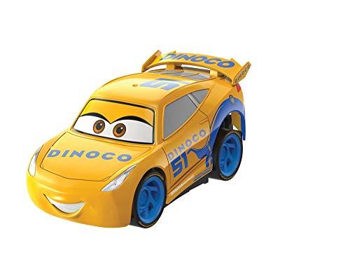 Mattel FYX42 - Disney Cars Turbostart Cruz, Spielzeug ab 3 Jahren