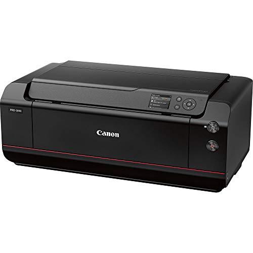 Canon imagePROGRAF PRO-1000 Professional Photographic Inkjet Printer, 17 x 22-Inches